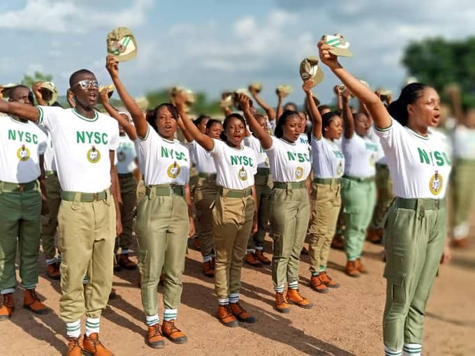 List of conditions NYSC members must meet   before they can be admitted into camp