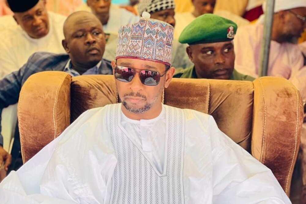 Matawalle's deputy Muhammad Gusau remains in PDP