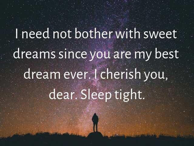 Beautiful good night messages