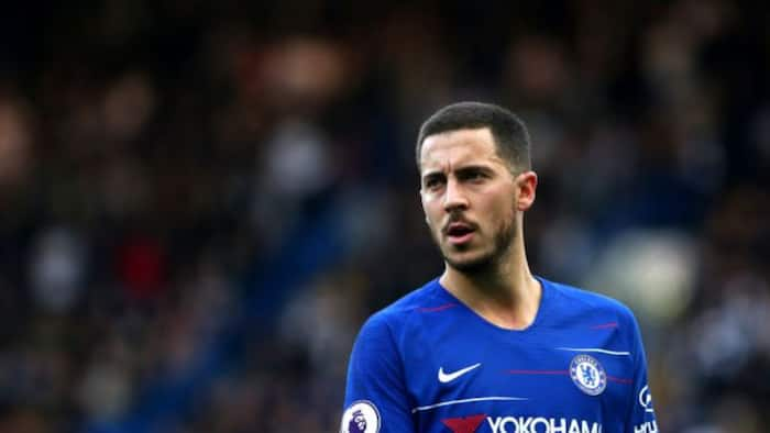 Eden Hazard finally reveals when he will leave Chelsea for Real Madrid
