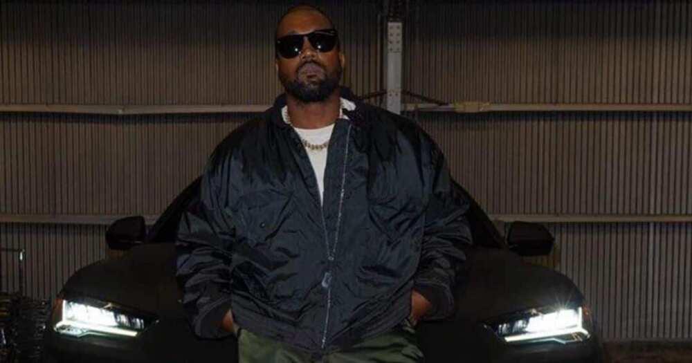 Kanye West has reportedly unfollowed Kim Kardashian and her sisters on Twitter. Image: @kimkardashian