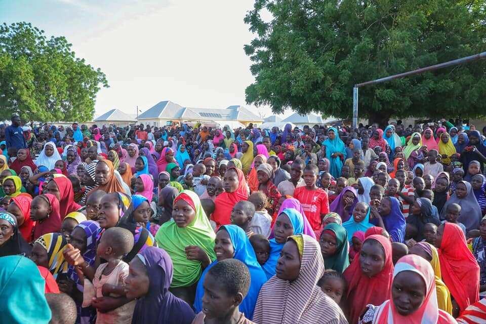 Yadda gudun Hijira suka haifi jarirari sama 17,000 a jihar Borno