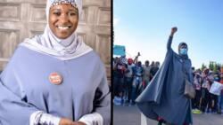 Likafa ta cigaba: Aisha Yesufu ta shiga jerin jadawalin BBC na mata 100 masu faɗa aji na duniya