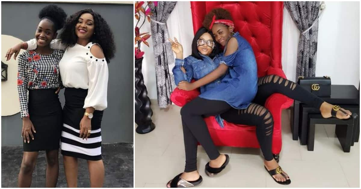 Mercy Aigbe celebrates daughter Michelle as she clocks 18, warns her about boys
