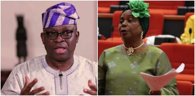How I helped Fayose become governor - Olujimi - Legit.ng