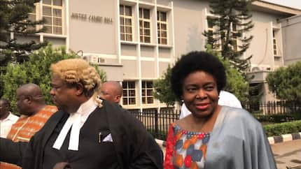 N650m fraud: Drama as court refuses to transfer ex-minister case from Lagos to Ibadan