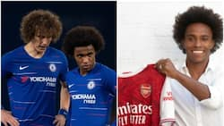 Willian names 1 big player who begged him to join Arsenal from Chelsea