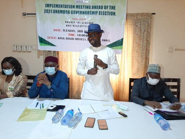 Anambra Gubernatorial Election: INEC Issues Strong Warning