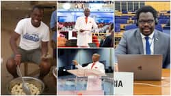 I used to sell doughnuts, now I represent my country - Man makes it after paying tithes, attending Shiloh