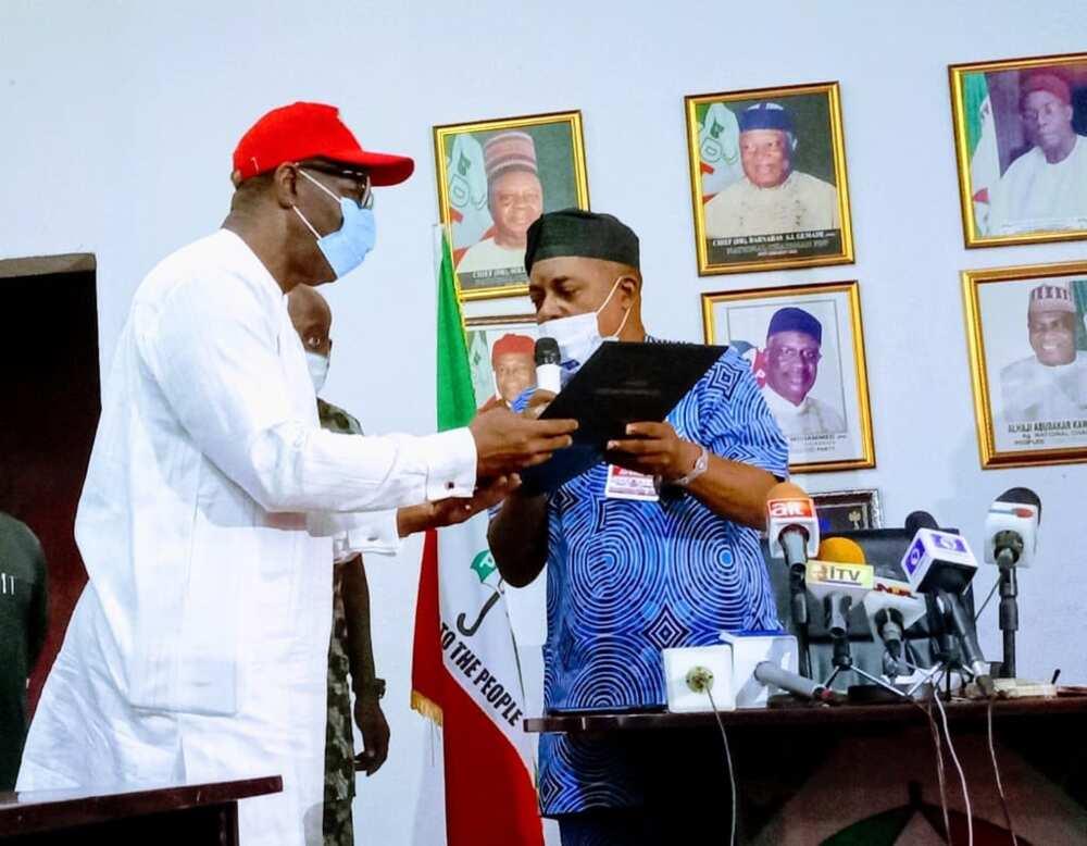 I won't support Gov Obaseki in Edo election, says Afegbua