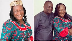 Actress Patience Ozokwor shows off firstborn in beautiful birthday post, calls him her special son (photo)