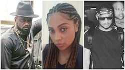 See how Jude, Paul Okoye stylishly threw shade at Lola Omotayo over her birthday message to Psquare (photos)