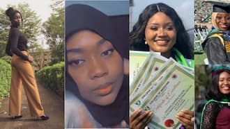 Beauty with brains: 5 Nigerian ladies that stunned social media with their outstanding results