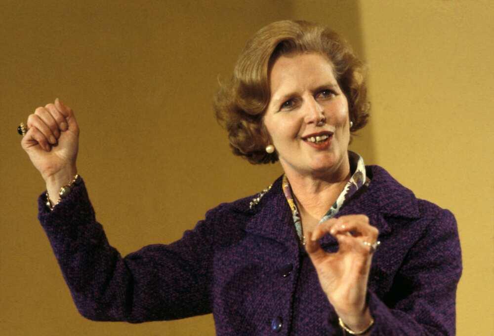 Margaret Thatcher: biographie de la Dame de fer britannique