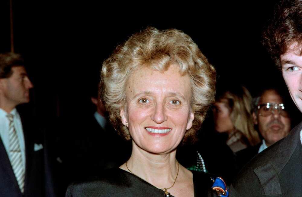 Bernadette Chirac âge