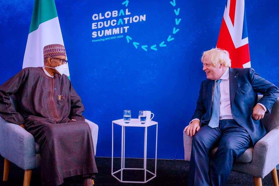 British Prime Minister, Boris Johnson promises to assist Nigeria.