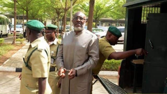 Alleged corruption: Court of Appeal nullifies Olisa Metuh's conviction