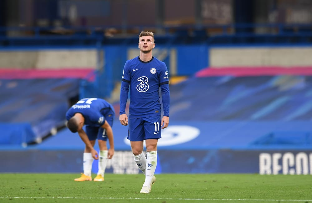 Timo Werner, Chelsea star, says the Blues won't win the EPL title this season