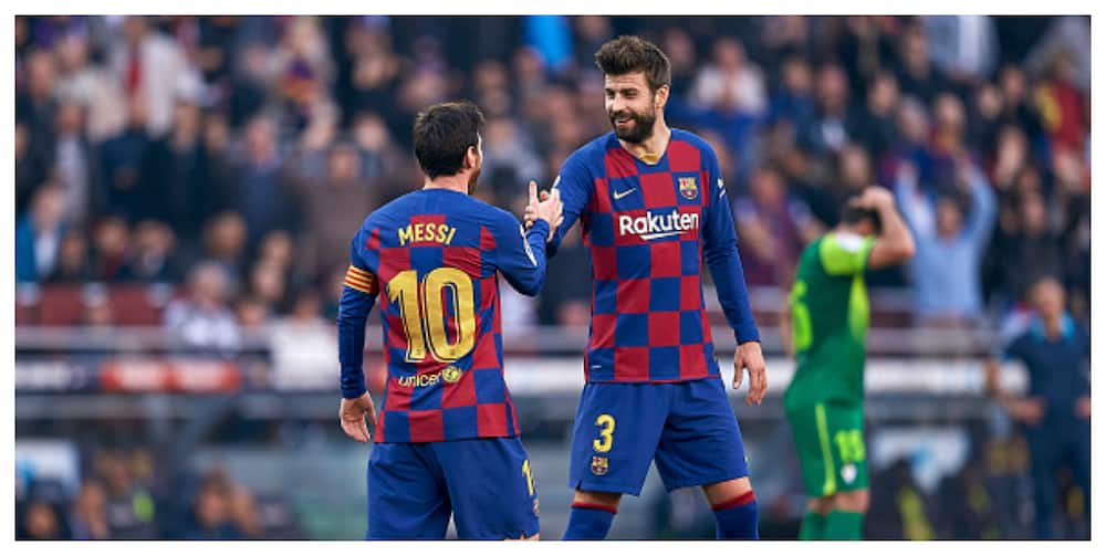 Lionel Messi: Pique slams Barcelona for treating captain with disrespect