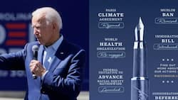 I kept my word - Here is full list of policies, achievements of Biden in just 5 days as US president (photo)