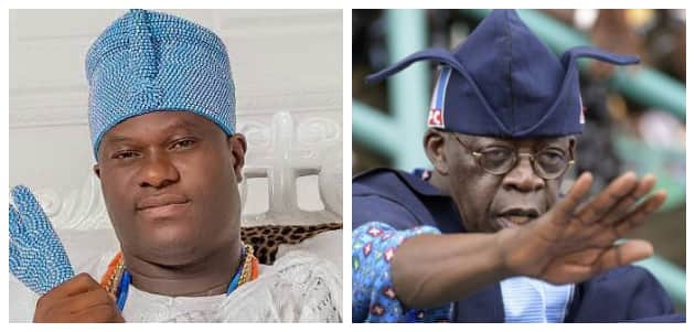 2023: Ooni reveals strategy for Tinubu to claim presidential seat