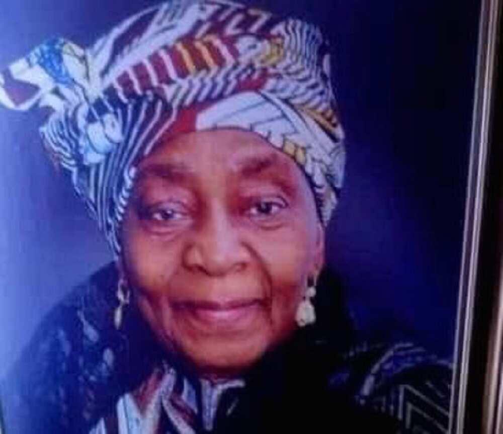 Breaking: Tears As Emir of Kano's Mother Maryam Bayero Dies