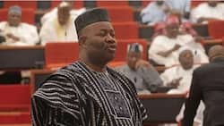 Akpabio stops INEC from issuing return certificate to victorious PDP senatorial candidate in Akwa Ibom