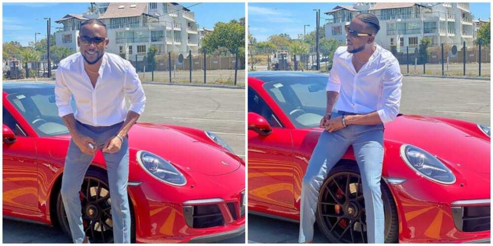 BBNaija star Omashola questions why he's still single