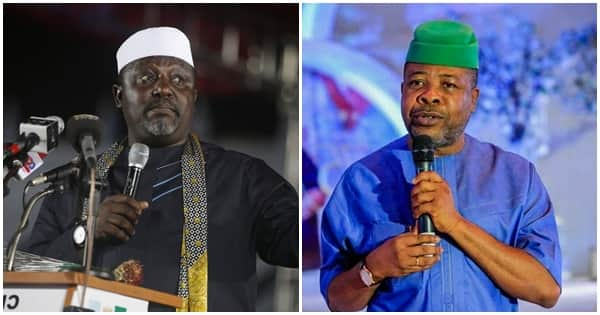 Okorocha sold state assets to himself - Ihedioha alleges - Legit.ng