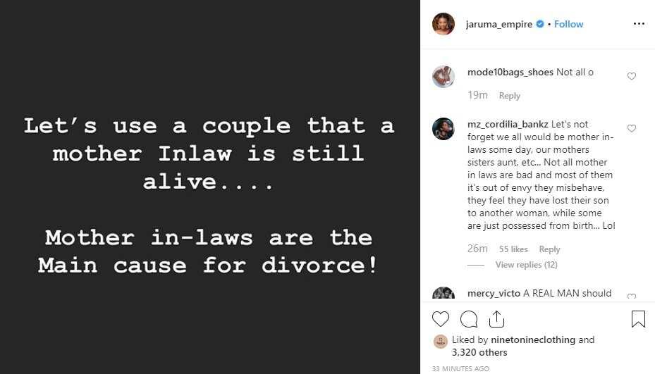 « Les belles-mères sont à l'origine des divorces », dixit une thérapeute nigériane