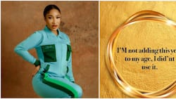 I'm not adding this year to my age: Tonto Dikeh says after drama with Jane Mena, Kpokpogri, Bobrisky, others