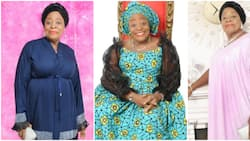 Actress Iya 2d releases stunning photos as she clocks 79, colleague celebrates her in heartwarming video