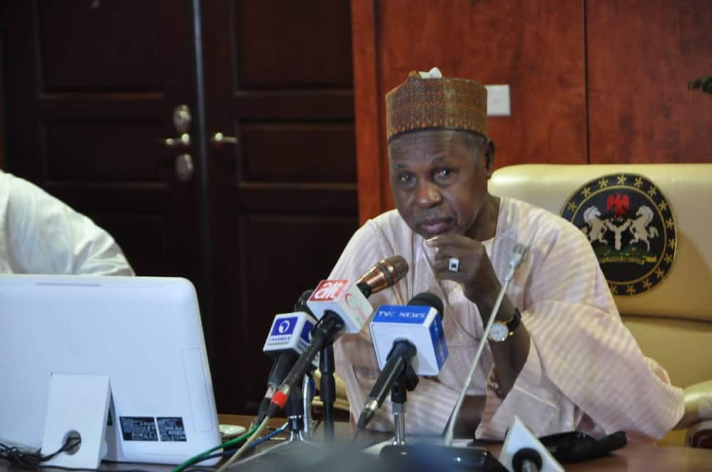 Governor Masari orders closure of all public schools after abduction of students