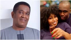 Actor Patrick Doyle gushes over Rita Dominic and her new man, confirms they are deeply in love (photo)