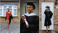 I was stopped from watching TV - Oluwatosin, Nigerian lady who made first class in UK