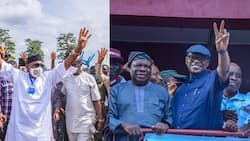 Breaking: Ondo Court of Appeal upholds Akeredolu's victory, affirms Jegede's defeat
