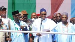 Yadda Kiristoci suka taimake ni lokacin da Musulmi suka juya min baya - Buhari