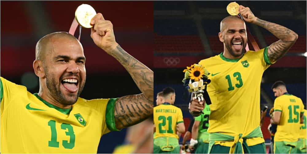 Tokyo 2020: Brazilian icon reduced to tears after becoming world's most successful player