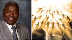 I like it here, you and others can go - Nigerians react as Pastor Kumuyi says rapture of true saints will happen anytime soon