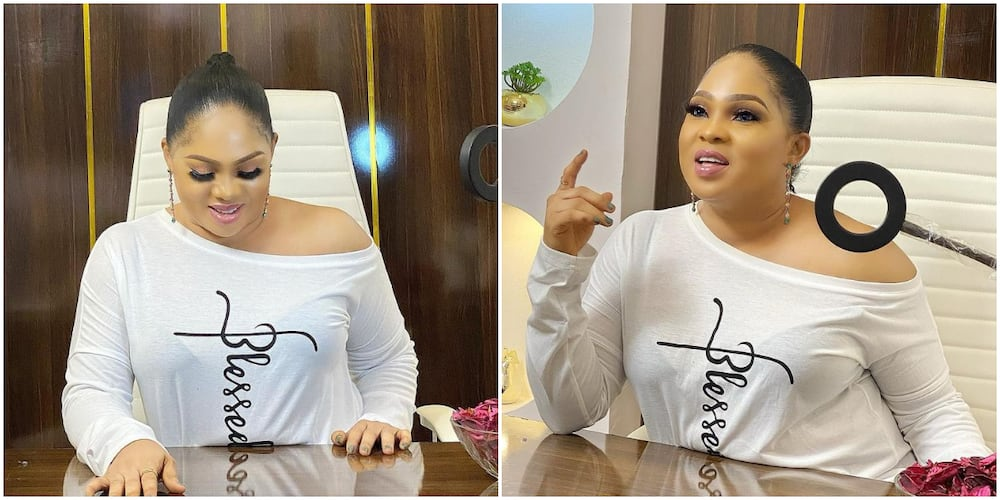 Nollywood Actress Regina Chukwu Floods Instagram with Stunning Pictures as She Clocks New Age