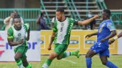 Karl Namnganda scores as Nigeria suffer embarrassing defeat in Lagos against CAR