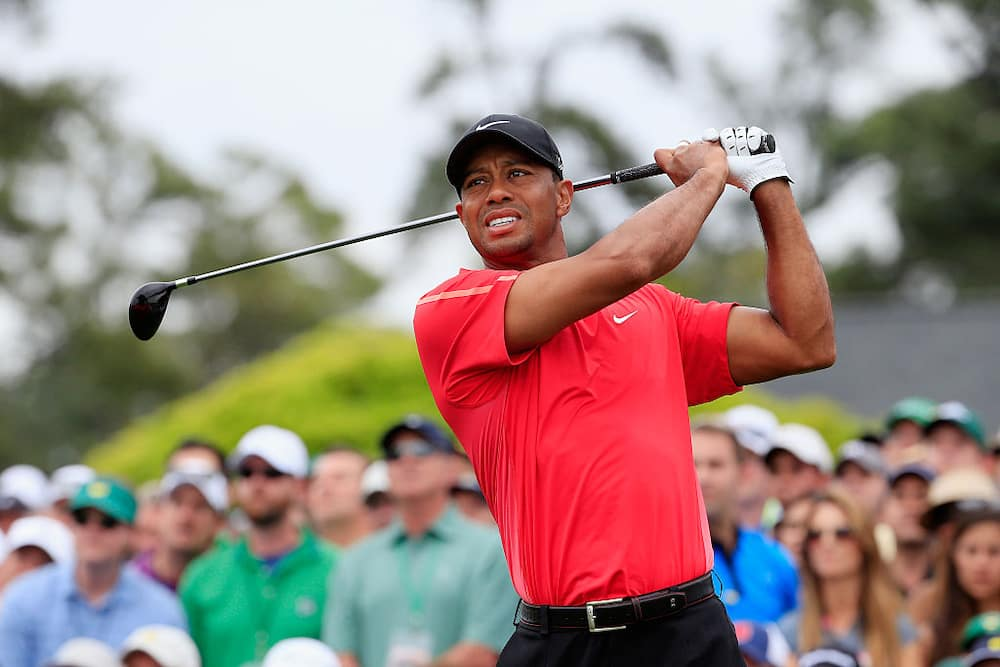 how much is Tiger Woods worth