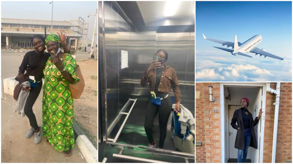 Nigerian tailor relocates to UK, says she would continue her business