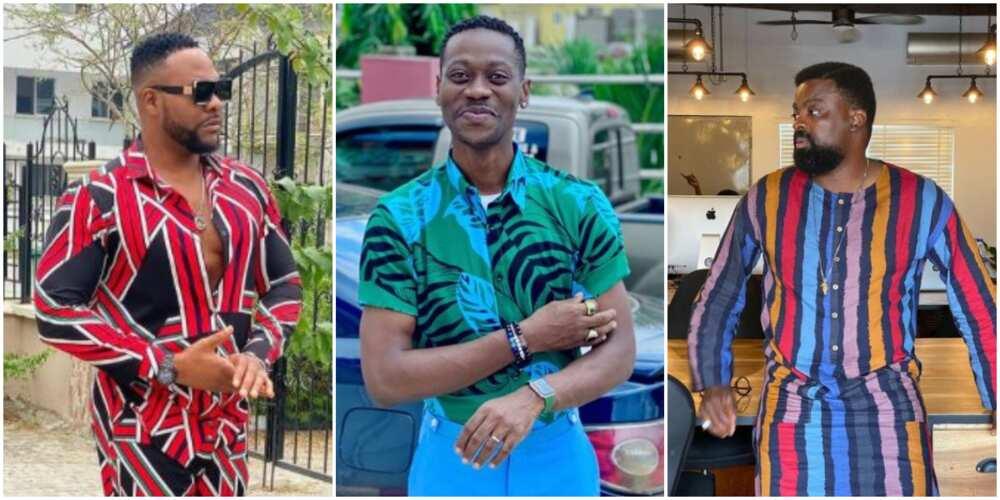 7 Yoruba Nollywood actors who give style goals (photos)