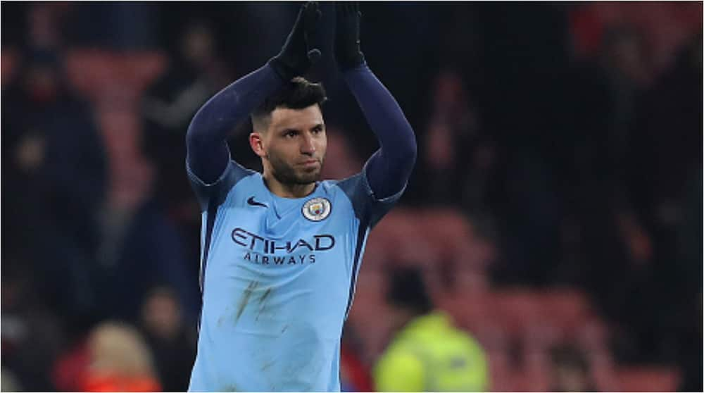 Departing Sergio Aguero Splashes Over £90,000 on Gifts Including £30,000 for Manchester City Staff