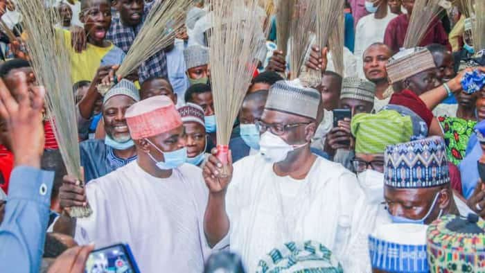 Just in: 2 shot, many others injured as loyalists of 2 prominent APC chieftains clash in Kwara
