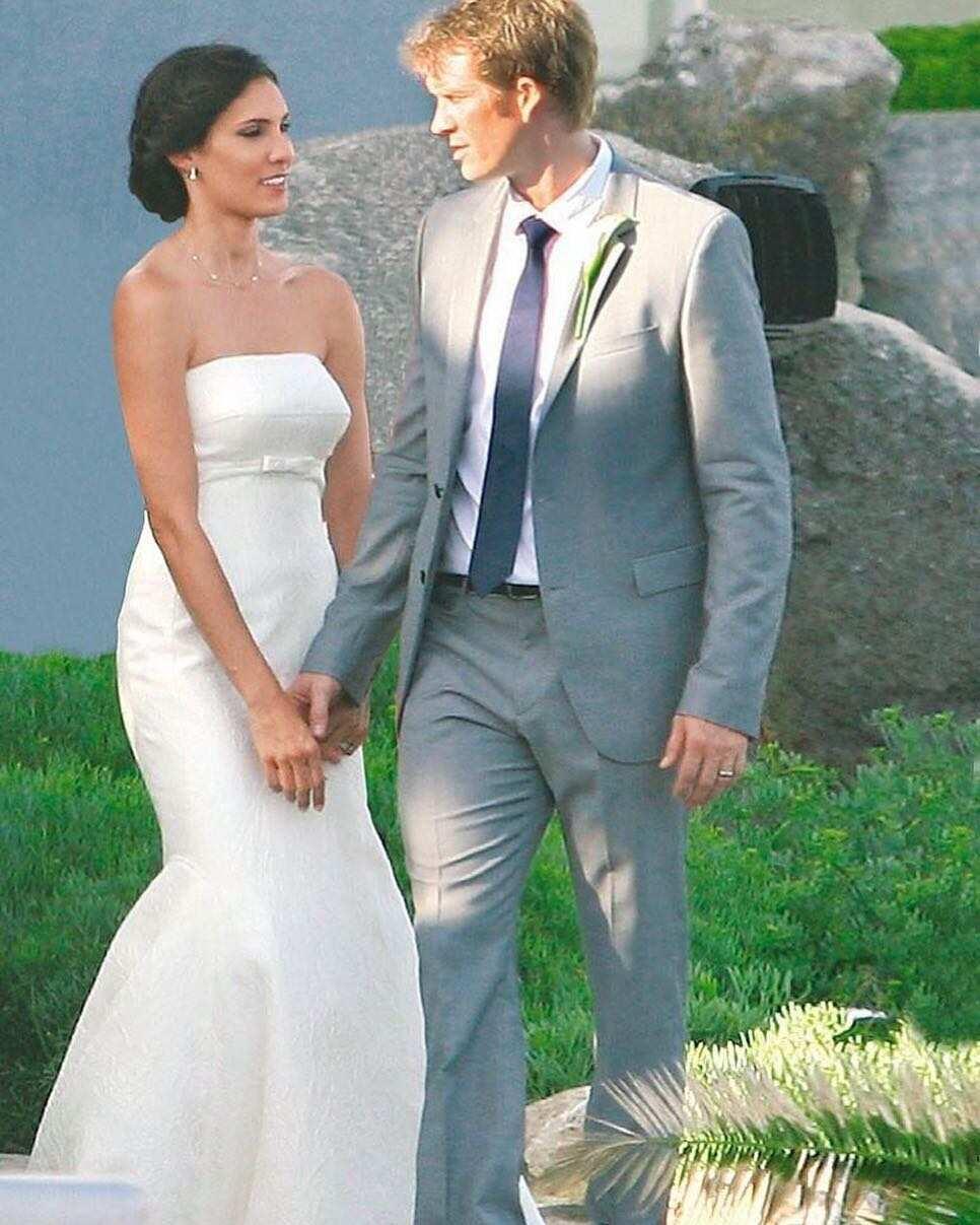 David Paul Olsen wife
