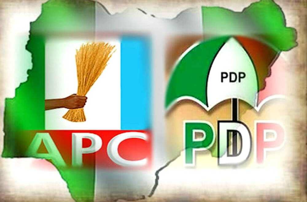 Jigon APC ya koma.PDP a Gombe