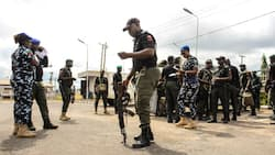 Army, police, NSCDC in show-of-force over planned June 12 protest