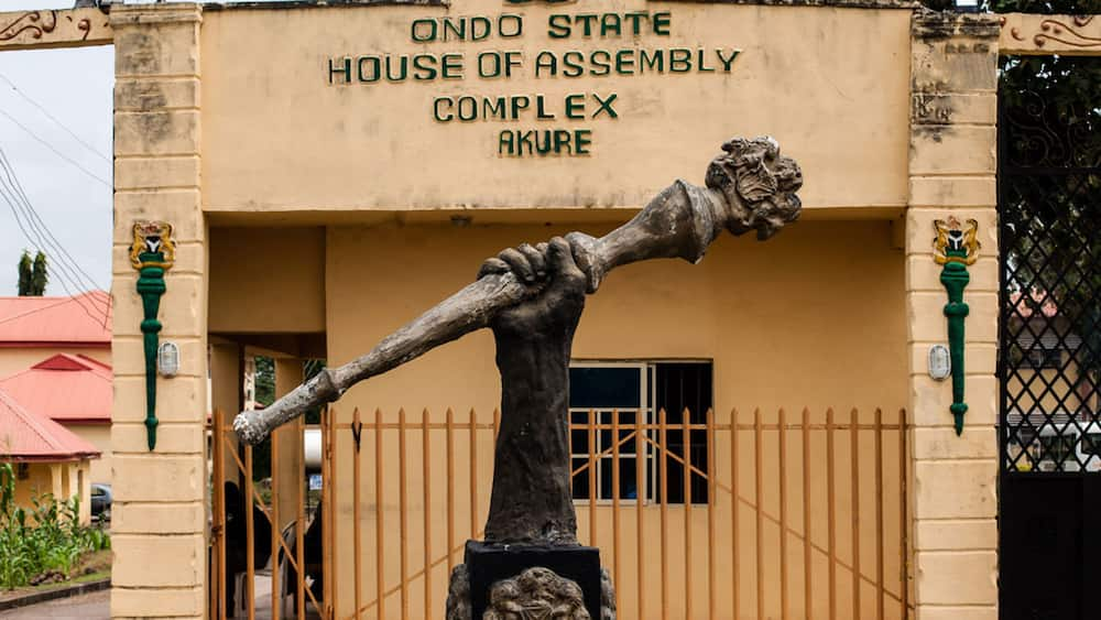 2 PDP lawmakers locked out of Ondo Assembly complex